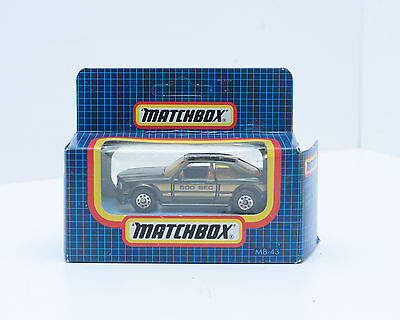 Matchbox MB-43 MERCEDES BENZ AMG in Excellent Condition, 2230