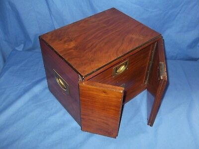 Antique Military Wooden  Box