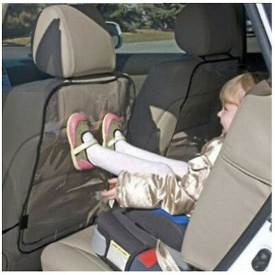 Car Seat Back Protector Cover for Children Babies Dogs Kick Mat from Mud Dirt