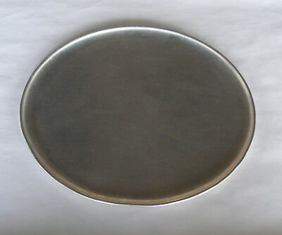 """Lot of 3, 17"""" Aluminum Pizza Trays without Rim, Extra Large, 17 inch Diameter"""