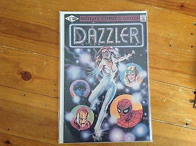 Dazzler No;1 1981 Avengers, Spider-Man X-Men