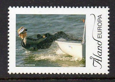 Aland MNH 2010 My Stamps - Children's Sailing