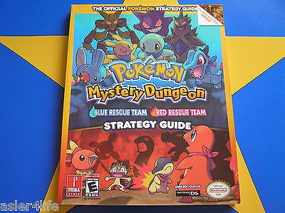 Pokemon Mystery Dungeon - Strategy Guide