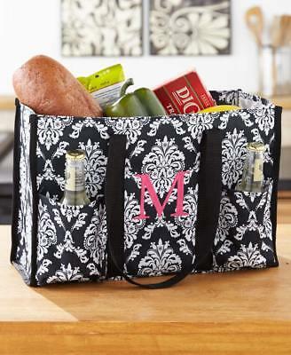 The Lakeside Collection Monogram Multi Pocket Tote -