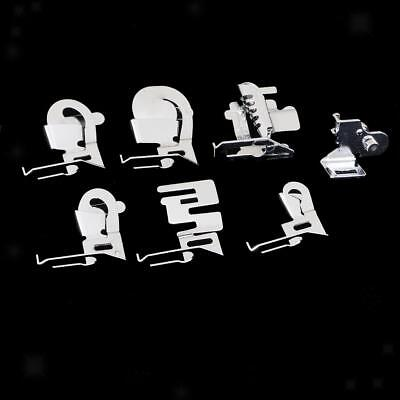 7Pcs Domestic Sewing Machine Presser Foot Feet Set For Janome Brother Singer
