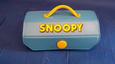 Peanuts Snoopy Butterfly Originals Toolbox With Tools 1958