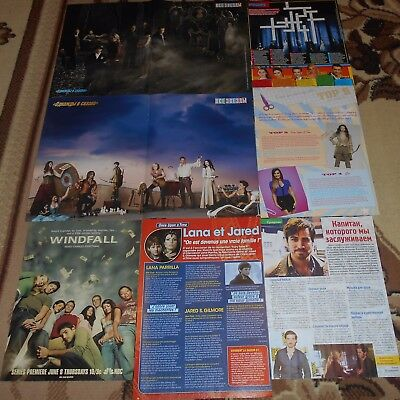 Once Upon a Time Lana Parrilla  Magazine Posters Clippings Lot