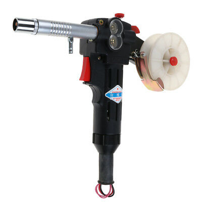 DIY Welder MIG Spool Gun Push Pull Feeder Aluminum Welding Torch Without Cable
