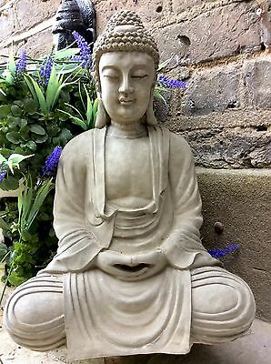 Large Divine Buddhas Statue For The Home Or Garden. From The Designer Sius