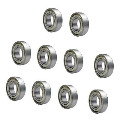 10pcs Radial Ball Bearings 3D Printer Part for Reprap High Quality 623zz