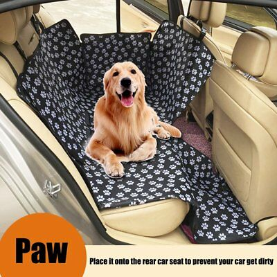 Pet Cat Dog Cover/mat Large Rear Waterproof Car Seat Liner/protector Hammock Pm