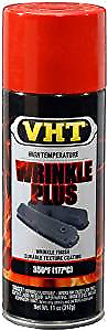 VHT High Temperature Spray Paint Wrinkle Plus RED SP204