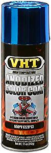 Vht Anodized Blue Chrome Color Coat 11 Oz Aerosol Spray Paint Can Vht Sp451