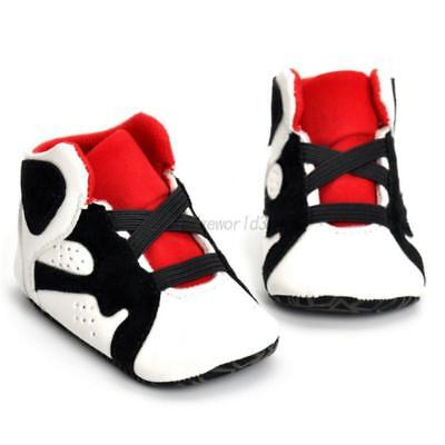 Newborn Toddler Baby Soft Sole Shoes Sneaker Kid Boy Girl Kid Casaul Shoes 0-18M