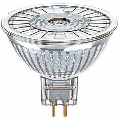 OSRAM LED STAR 4,6-W-GU5,3-LED-Lampe mit Glasreflektor, warmweiß, 12 V