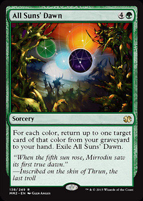 MTG Modern Masters 2015 MM2 Choose your Mythic or Rare card - M/NM