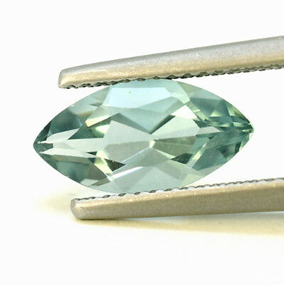 2.33 CT Green Africa FLUORITE Marquise FACET