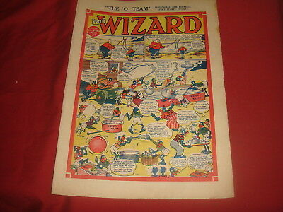 THE WIZARD #1111  Sep 14th 1946 UK  British Comic