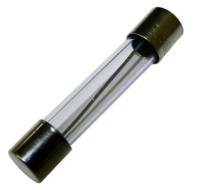 20 Amp 20A Glass Fuse, 25 Mm Long , Pack Of 5