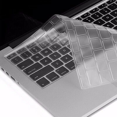 "Keyboard Silicone Guard Cover for Apple Macbook Pro Air 11"" 13"" Utra Thin"