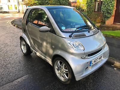 SMARTt 0.7 FORTWO BRABUS 75 BHP 11000 MILES FULL SERVICE HISTORY