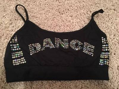 Girls DANCE bra top - One Size - Awesome