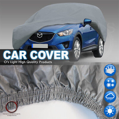Car Cover Waterproof UV Rain Snow Dust All Weather Protect Chevy Malibu 95-13