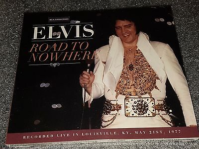 Elvis Presley - road to nowhere  - very rare mint new cd