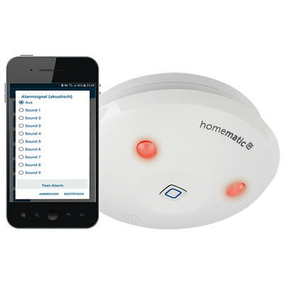 Homematic IP Alarmsirene HmIP-ASIR