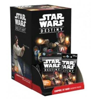 1x  Empire At War: Booster Box New Sealed Product - Star Wars Destiny