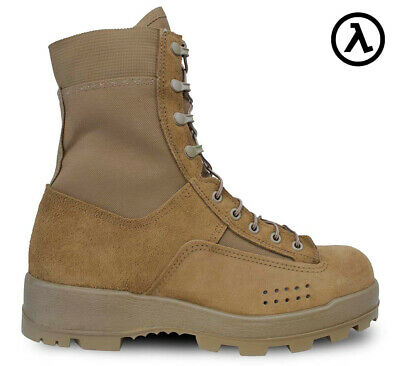 Mcrae Jbii Army Hot Weather Jungle Boots 8701 / Coyote * All Sizes - New
