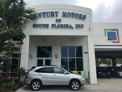 2008 Lexus RX Base Sport Utility 4-Door NON SMOKER RUST FREE SALT FREE LEATHER 3.5L V6 NIADA CERTIFIED WARRANTY