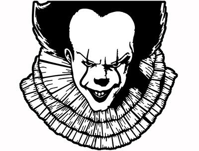 Pennywise The Dancing Clown Tim Curry Bust Prop 1 1 Life