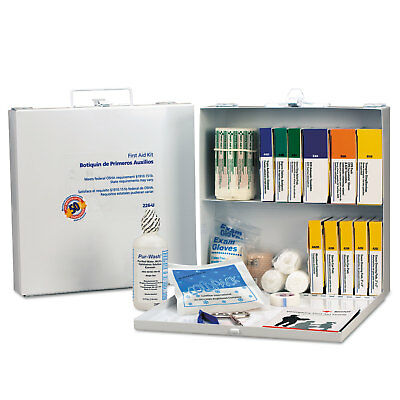 First Aid Only First Aid Station for 50 People 196-Pieces OSHA Compliant Metal