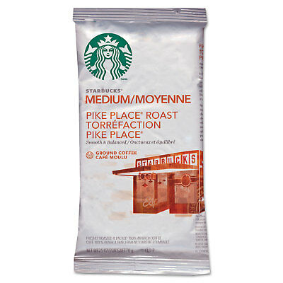 Starbucks Coffee Pike Place 2.5oz 18/Box 11018197