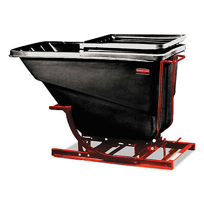 Rubbermaid Commercial Self-Dumping Hopper 2 1/2 Cubic Yard 1000 lb Capacity