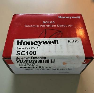 NEW Honeywell SC100 Seismic Vibration Detector