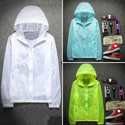 Fishing Clothing Couples Sun Protective Ultrathin Breathable Quick Dry Casual