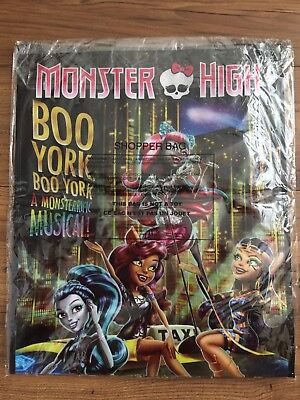 SDCC Comic Con Exclusive Monster High Bag New