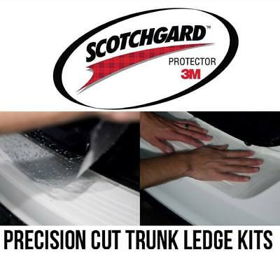 3M Scotchgard Paint Protection Film Pro Series Clear Trunk Ledge for Toyota Cars