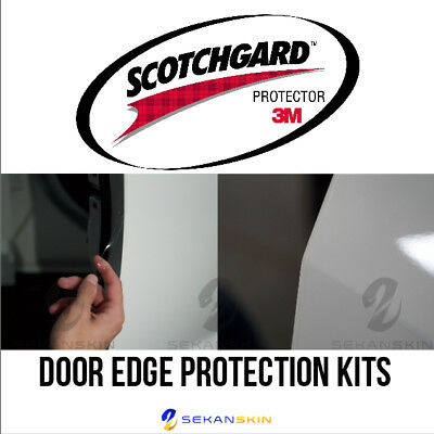 3M Scotchgard Paint Protection Film Pro Series for Door Edge x2 - Any Vehicle