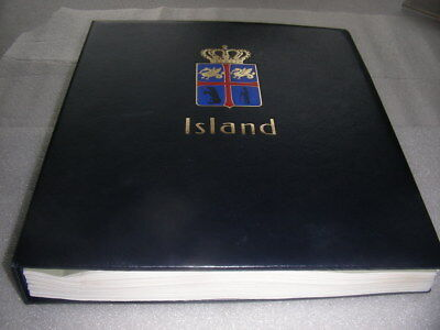 ICELAND, Fabulous Stamp Collection/Accumulation in a DAVO hingeless album