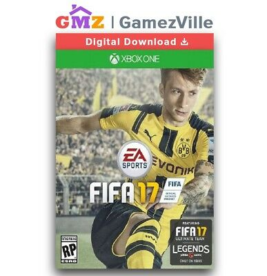 FIFA 17 Key - Full Game Download Code (Xbox One) [EU/US/MULTI]