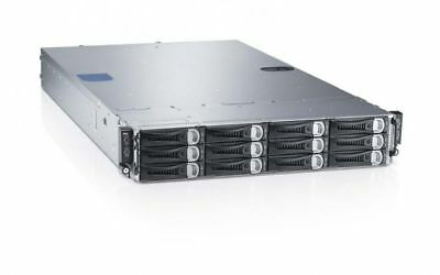 Dell PowerEdge C6220 4 Node server 8 x XEON 8-CORE E5-2680 768GB RAM Rack Mount