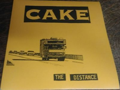 "CAKE The Distance 7"" Vinyl Single"