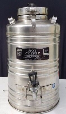 FREE SHIPPING! Cecilware SL-5 Hot Coffee Dispenser, 5 gallon Commercial Catering