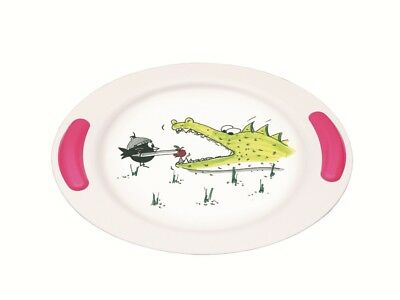 Soft Grip Children's Plate (Fairy Story or Adventure)