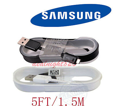 Original USB Cable Fast Charger For Samsung Galaxy S7 Edge S6 edge+ Note 5/4 S4