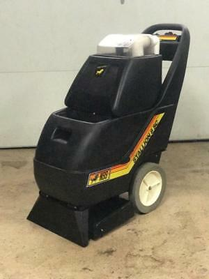 NSS Stallion Carpet Cleaner Extractor - Nice
