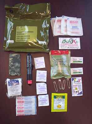 Military Medical Module Survival Kit - New Sealed -  Preppers
